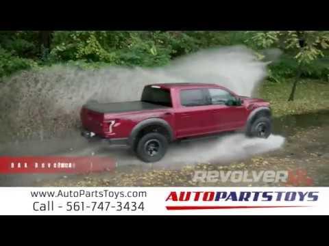 Bakflip 2019 Ford Ranger Revolver X4 5 Bed Tonneau Cover 79332