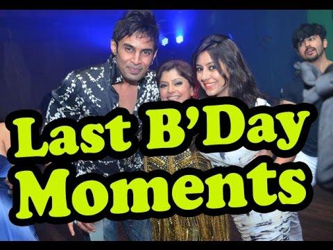 Last Birthday Video Of Pratyusha Banerjee & Boy Friend Rahul Raj Singh