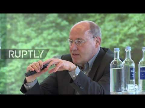 Germany: Die Linke's Gysi calls for mediation between Russia and the US at economy summit