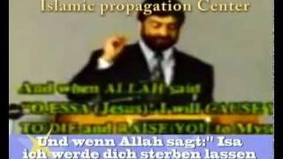 Die Lügen von Anti-Ahmadiyya über Isa (as) und Quran 4/4