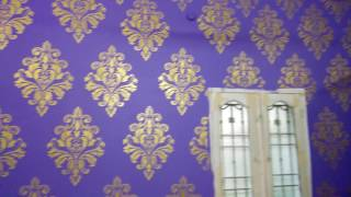 Asain paint New  Wall fashion Disgin stencils.....  9629186287 , 8144222436.
