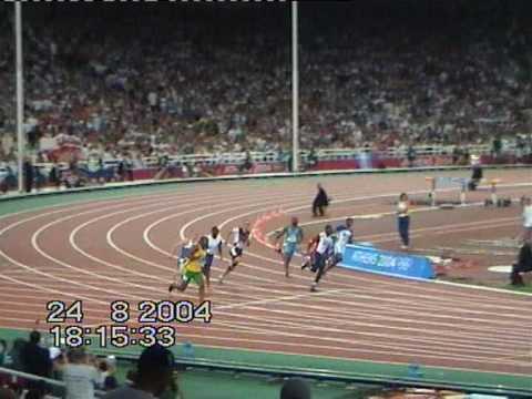 Matic Osovnikar 200m OI Atene 2004 (2)
