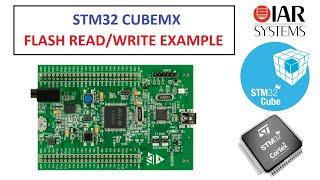 STM32 CubeMX Tutorial #8 - Internal Flash Memory Read/Write  (Türkçe)