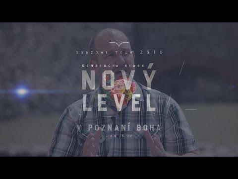 Nový Level v poznaní Boha | Ján Buc (Official)