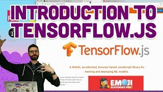 Tensorflow.js is a webgl accelerated, browser based javascript library for training and deploying ml models. 🎥 next video: https://youtu.be/d-xzaevvmkg 🔗 ten...