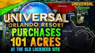 universal buys 101 acres of land in orlando universal studios news 11 01 2017