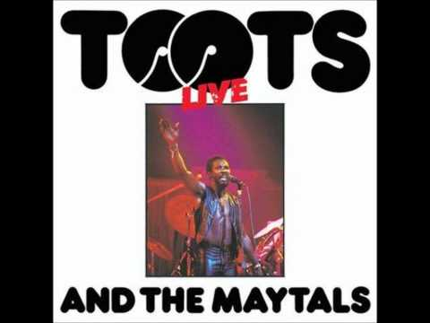 Toots and the Maytals - Live - 54 46 That's my Number