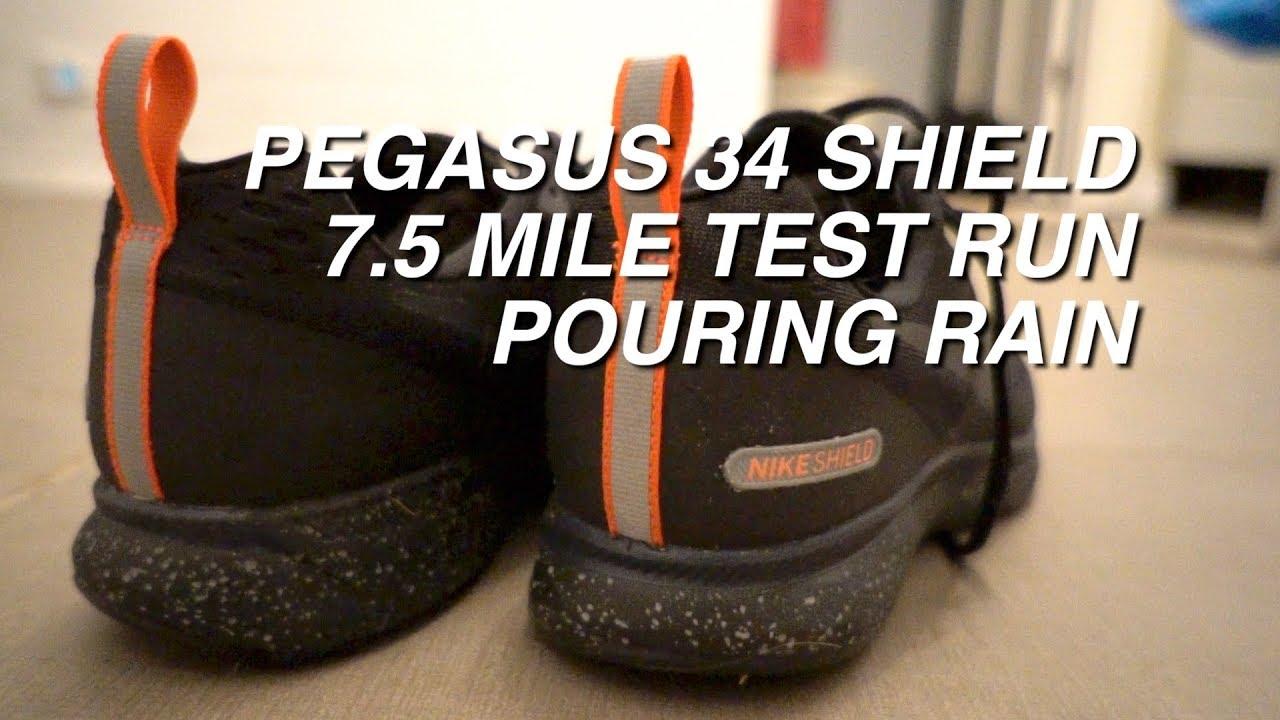 nike zoom pegasus 34 shield