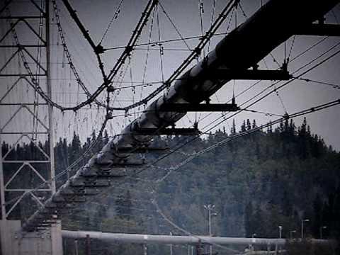 1/3 Alaska Gas Pipeline Bulldozes Yukon Land Claims?