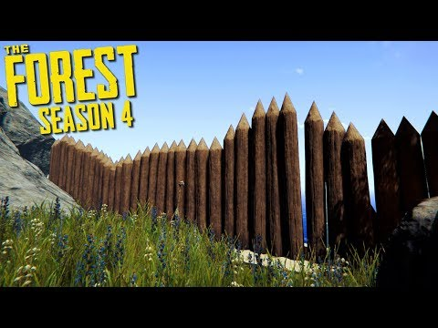 ONE WALL IS NOT ENOUGH! - The Forest - S4Ep2