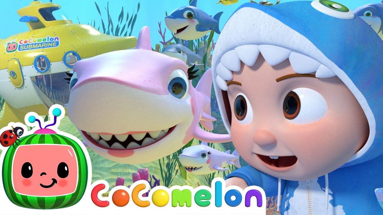 CoComelon Live! Wheels On The Bus + More Nursery Rhymes & Kids Songs
