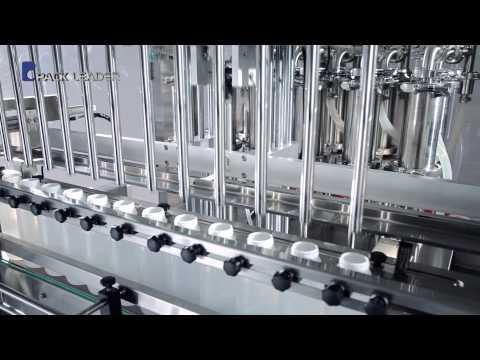 FL-122 Dual Line Liquid Filling Machine (Servo System)