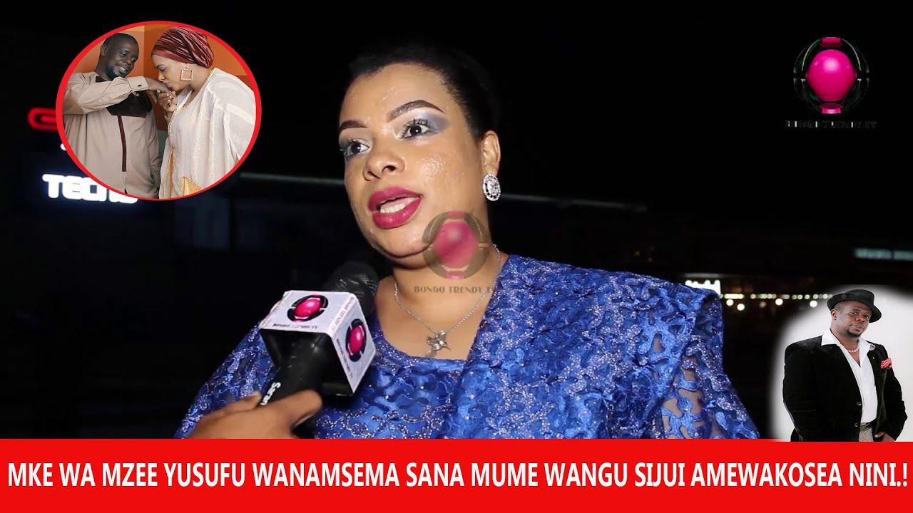 Download MKE WA MZEE YUSUFU WANAMSEMA SANA MUME WANGU SIJUI AMEWAKOSEA NINI/TUMEPITIA MENGI/ NI CHUKI ZAO..!