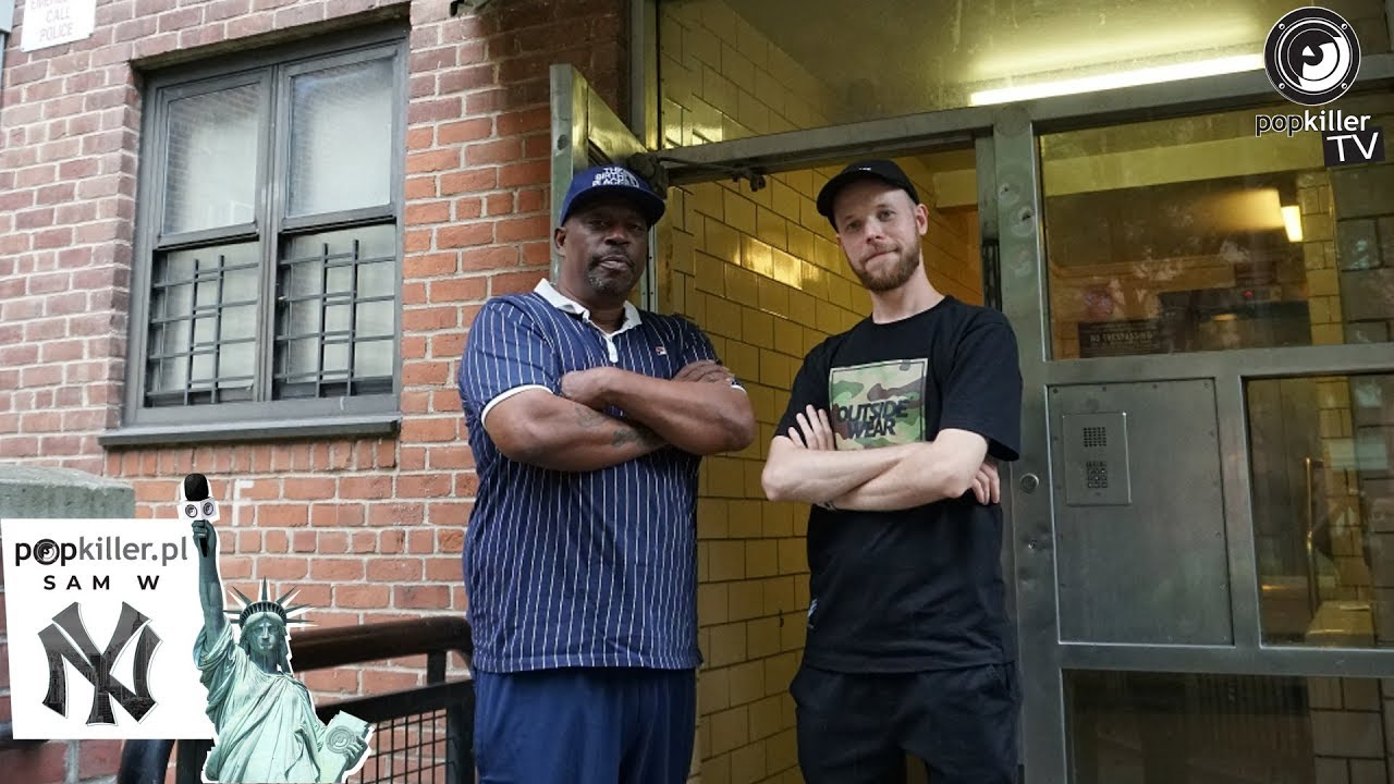 e80315a674d1 Hip-Hop Museum  Grandmaster Caz showed us his crib in the Bronx ...