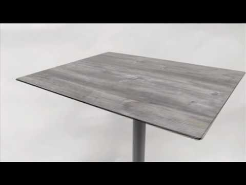 Tribeca Driftwood Outdoor Table Top