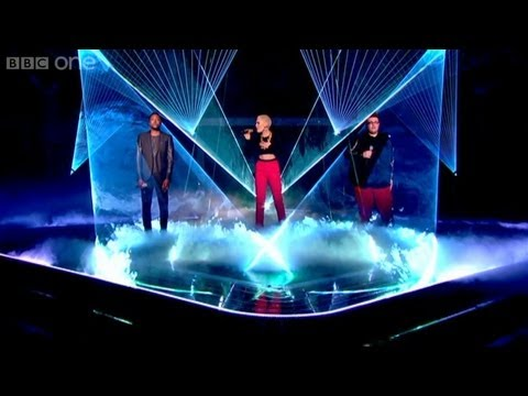 The Voice UK 2013 | Team Jessie perform 'Stay' - The Live Semi-Finals - BBC One
