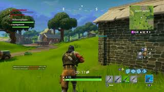 Fortnite Teamkill Griefing Ep.1