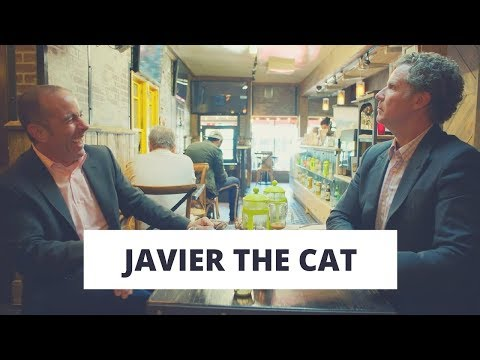 Will Ferrell, Jerry Seinfeld: Javier the Cat