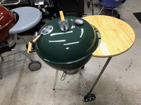 Weber Kettle Grill Side Table