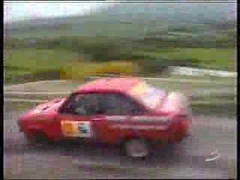 Donegal International Rally 2000 (National Section 2/2)