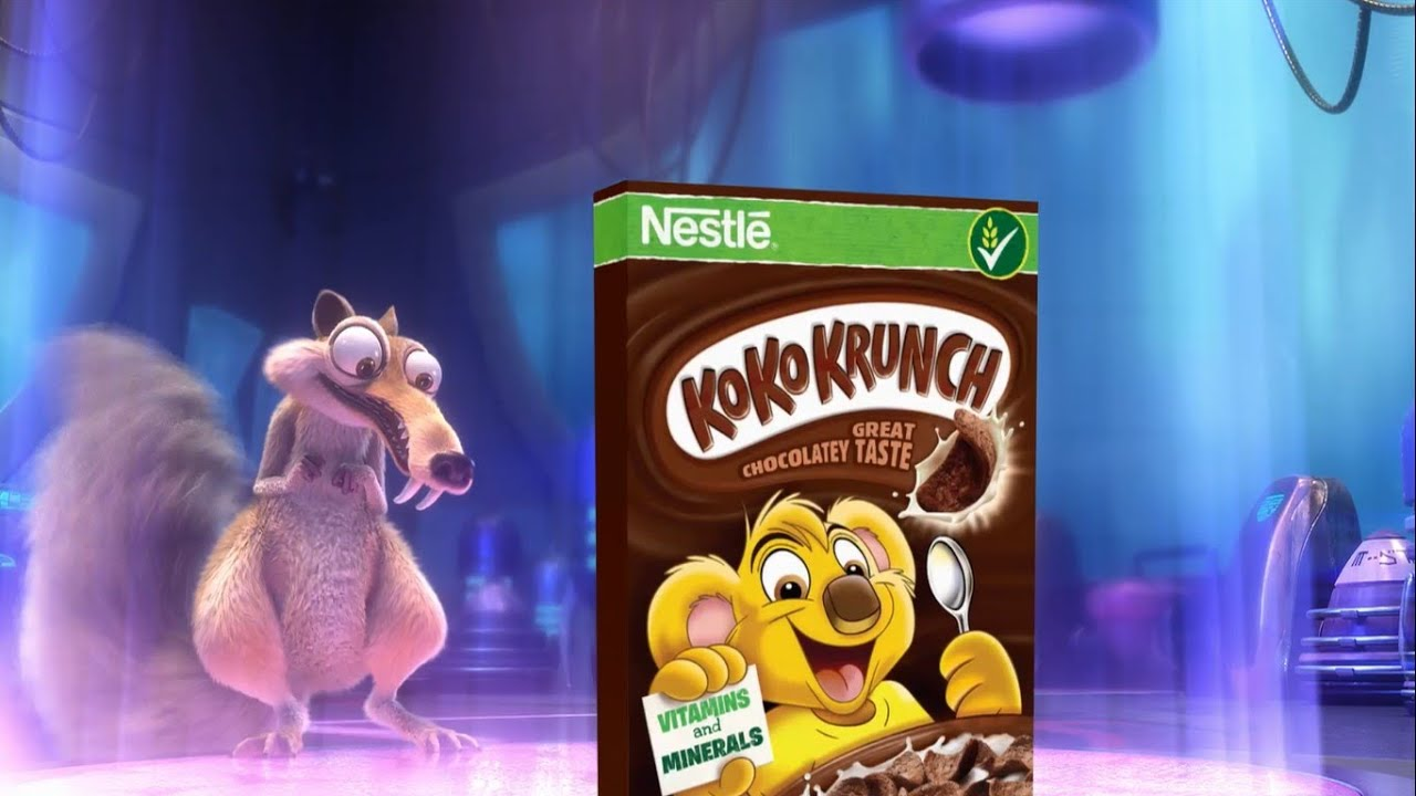 Nestle koko krunch get the free ice age collision course ufo flyer nestle koko krunch get the free ice age collision course ufo flyer youtube ccuart Choice Image
