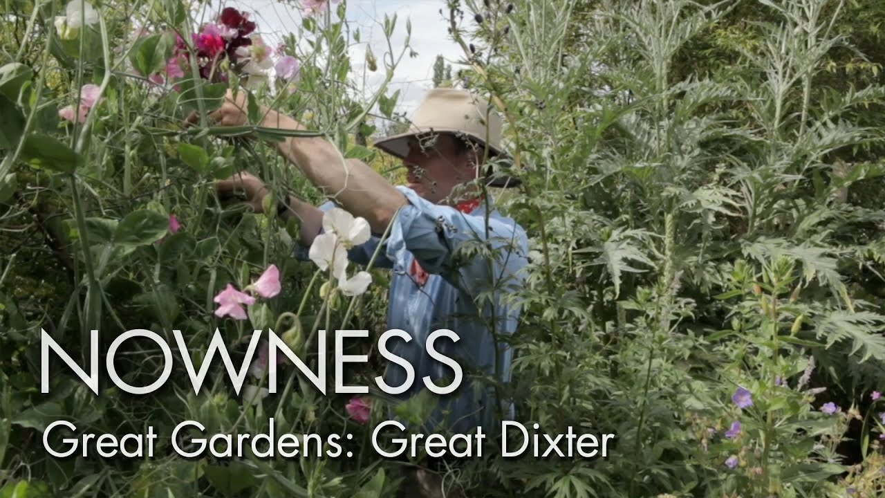 Great Gardens Great Dixter By Howard Sooley Youtube