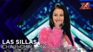Fusa Nocta se convierte en Khaleesi con su trap feminista | Sillas 1 | Factor X 2018