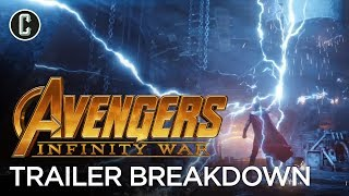 Infinity War Trailer Breakdown Reveals The Black Order