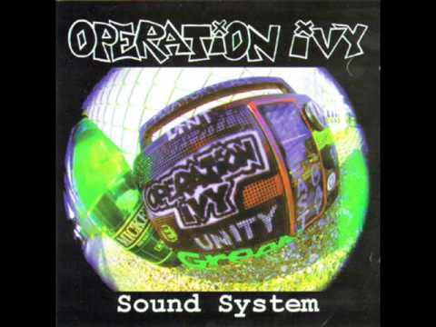 Operation Ivy - Healthy Body (Sound System)