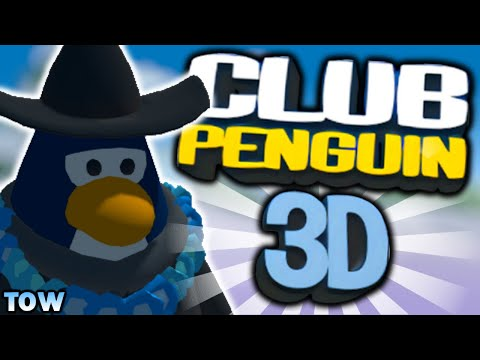 Playing Club Penguin 3D! 🐧