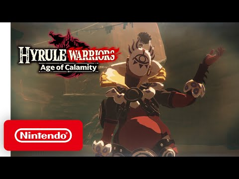Hyrule Warriors: Age of Calamity - Untold Chronicles From 100 Years Past - Part 2 - Nintendo Switch