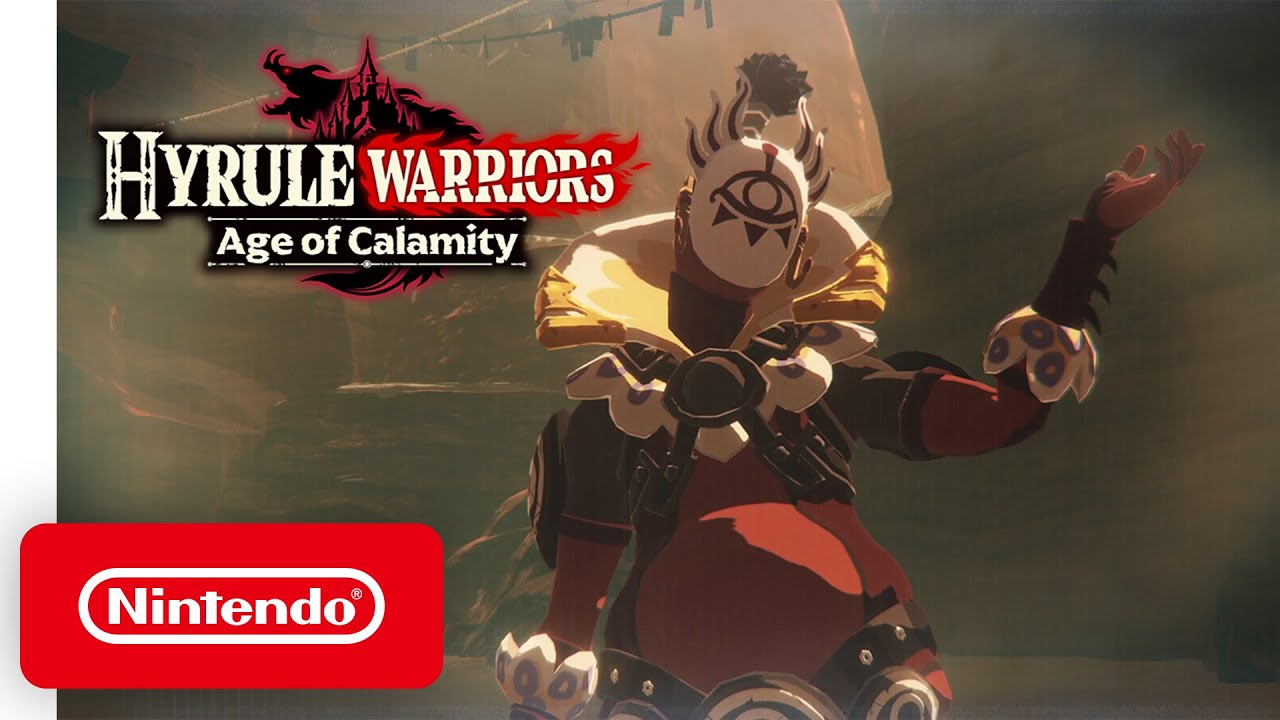 Hyrule Warriors Age Of Calamity Untold Chronicles From 100 Years Past Part 2 Nintendo Switch Youtube