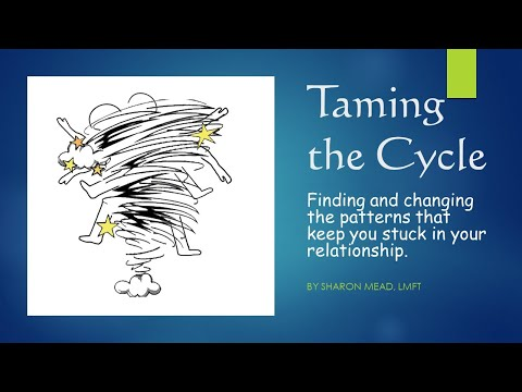 Taming the Cycle Sharon Mead, LMFT