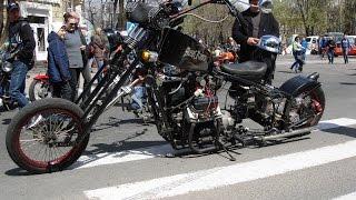 Мотоциклы Байкер шоу Motorcycles and Bikes show