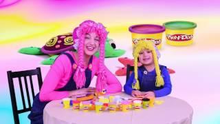 La Tiendita de Play-Doh con Helados y Pizzas