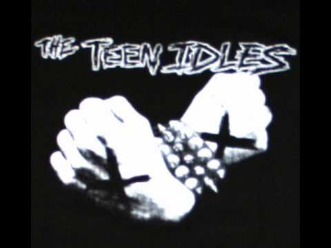 The Teen Idles  Sneakers