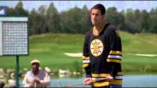 Happy Gilmore | Angry Gilmore