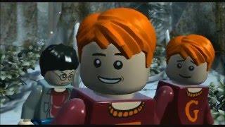 Гарри Поттер и узник Азкабана лего мультфильм