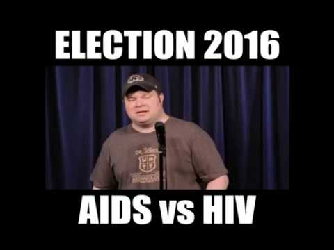 Election 2016: AIDS vs HIV - YouTube