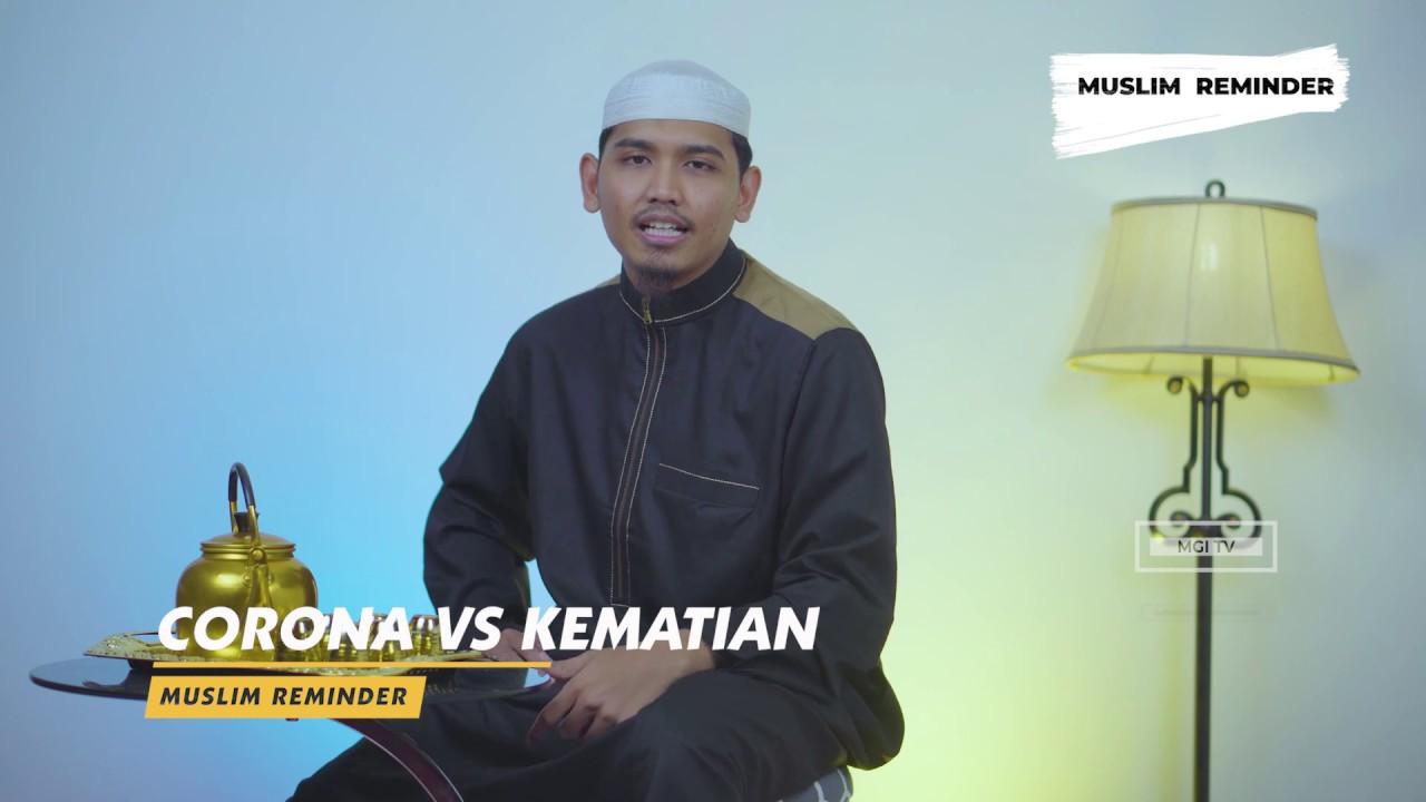 Virus Corona VS Kematian - Ustadz Ibrohim #muslim #reminder #mgitv