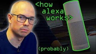 How Alexa Works (Probably!) - Computerphile