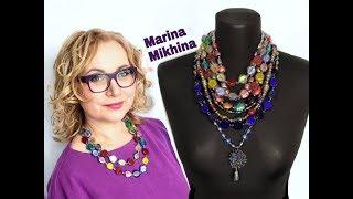Презентация коллекции украшений SOLAMENTE (Весна) 2018 Марины Михиной | Marina Mikhina