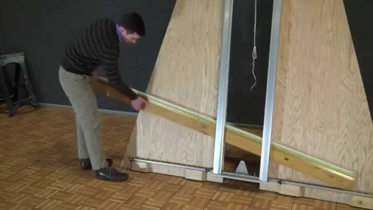 Swapsaw 5 Minute Portable Panel Saw Assembly Youtube