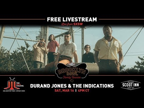 Durand Jones and the Indications :: 3/16/19 :: Brooklyn Bowl Family Reunion :: SXSW 2019