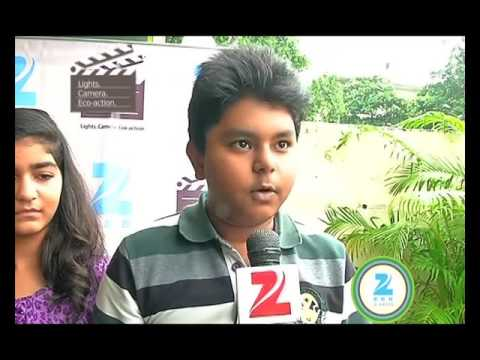 Super talented Voice India Kids talk about conserving nature