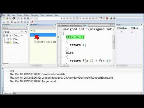S03B.1 Fibonacci-Folge, Rekursion, statische Variablen