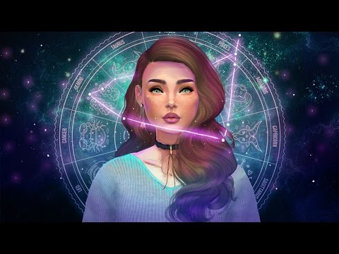 CAPRICORN - Zodiac CAS | THE SIMS 4
