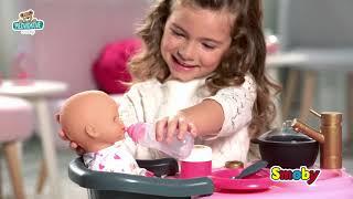 Set domeček pro panenku Baby Nurse Doll's Play Cen