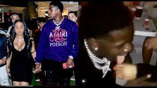 Jamaicans Not Happy With Blood Rapper Casanova Sucking Toes & Head Between Girl Legs..DA PRODUCT DVD
