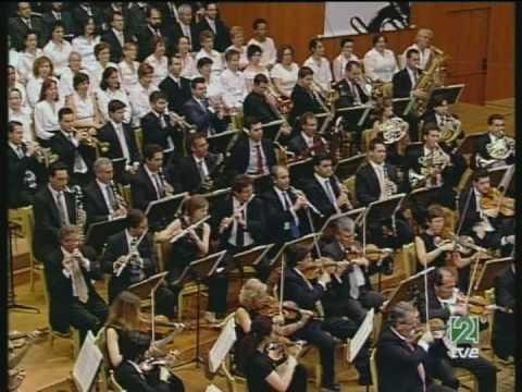 Ritirata notturna di Madrid de Boccherini. L. BERIO